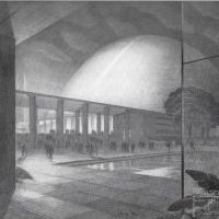 Plan for Permanent World Capitol: Original Vision for the U.N.