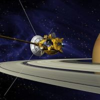 The Cassini Spacecraft is the Biggest Radioactive Dirty Bomb Ever Made and It's About to Hit Saturn